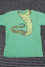 RVCA Special Edition THE COBRASNAKE September 2007 T-Shirt Size XL 100% Cotton