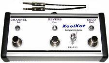 KoolKat's 3 Button Footswitch for Mesa Boogie Lone Star