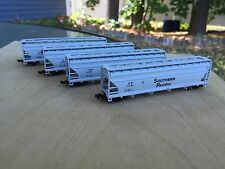 N Scale Lot Of 4 Southern Chemical Cars