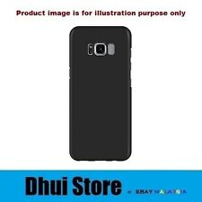 Samsung Galaxy S8 Thin Fit Hard Shell Black Case