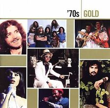 '70s: Gold by Various Artists (CD, Jan-2006, 2 Discs, Hip-O)