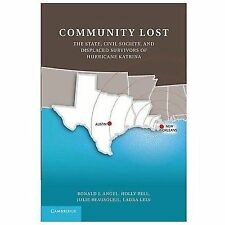 Community Lost : The State, Civil Society, and Displaced Survivors of...