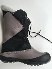 Columbia Snowfall Leather Winter Snow Omni-Heat Boots  BL 1464 Size 6