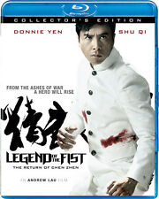 Legend of the Fist: The Return of Chen Zhen (Blu-ray)(WGU01217B)