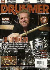 DRUMMER UK #119 September 2013 JR ROBINSON Manu Katche John Boecklin Evan Walsh