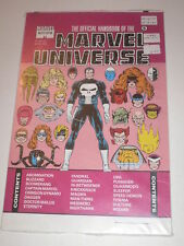 Official HB Marvel Universe M.S #5 Seal Comics Apr 1991