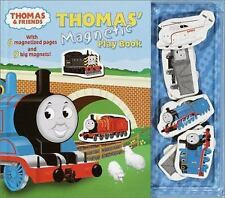Thomas The Tank Engine Magnetic Playbook (2001, Novelty Book) Thomas & Friends