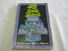 Victor Torres with Don Wilkerson - Son of Evil Street - First Edition 1973