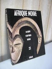 Laure Meyer : AFRIQUE NOIRE masques, sculptures, bijoux  Editions Terrail 1991