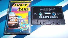 Crazy Cars para el Sinclair ZX Spectrum 48.128. probado.