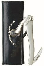 Chateau Laguiole™ Waiter's Corkscrew, Stainless Steel