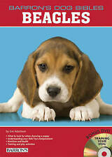 ADAMSON, EVE-BEAGLES (WITH DVD)  BOOK NEW