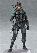 Figura Articulada SNAKE:SONS OF LIBERTY 15cm ACTION FIGURE Metal Gear Solid
