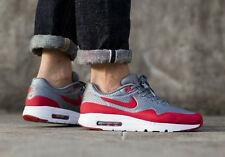 NIKE AIR MAX 1 ULTRA MOIRE Trainers Shoes Gym Casual - UK 12 (EU 47.5) MTLC Cool