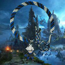 League of Legends friendship bracelet with Ezreal charm.