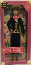 1X - Dolls of The World { Barbie Collector }{ Pink Label } MEXICO - Mariachi