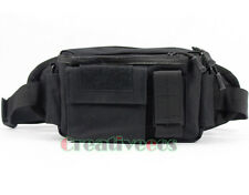 Men Waist Bag Pouch Nylon Military Tactical Travel Messenger Shoulder Fanny Pack
