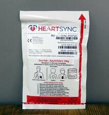 Physio Control HeartSync T100 Lifepak 12 Multifunction Electrode Pads quik combo
