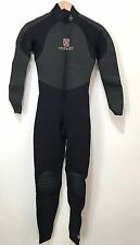 Hurley Mens Full Wetsuit Size Small S 3:2 Black