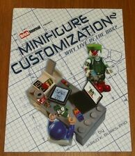 Minifigure Customization 2 Why Live In The Box? Brick Journal Presents