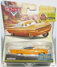 ++ Disney Pixar Cars - Ramone - Road Trip Series - Mattel