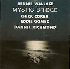 Bennie Wallace Mystic Bridge CD Jazz Chick Corea/Eddie Gomez/Dannie Richmond