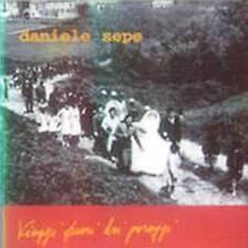 VIAGGI FUORI DAI PARAGGI Daniele Sepe Musica Etnica CD il Manifesto 1996