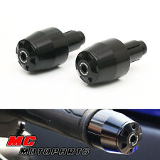 Black Racing Storm Bar Ends Kawasaki Versys 650 EX650 2007-2012 2013