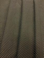 Polka Dot  Poly cotton Fabric