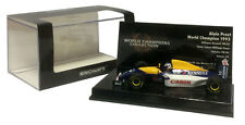 Minichamps Williams Renault FW15C 1993 Alain Prost F1. World Champion 1/43 Scale