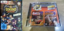 Sengoku anthology & battle arena toshinden 2 & fatal fury 3 jewel case new & sealed