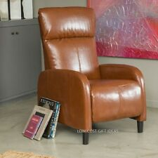 Recliner Chairs For Living Room On Sale RV Best Comfy Leather Reclining Armchair