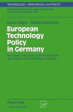European Technology Policy in Germany : The Impact of European Community...