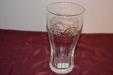 CLEAR COCA-COLA 15.5 OZ. GLASS