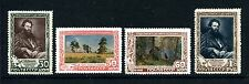 Russia 1230-1233, MNH, Shishkin 1832-1898 50th death Ann. Painter 1948. x22465