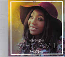 Pearl Joan (Jozefzoon)-Who Am I Promo cd single