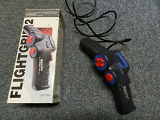 Nes Quickshot Flight Grip 2 Controller QS-129N  Nintendo Tested Working