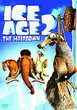 Ice Age 2 The Meltdown - Blue Sky - Animated  Family / Kids Movie (DVD) Region 2