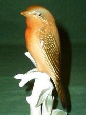 Alte ENS Volkstedt Figur Porzellanfigur Porzellanvogel Vogel Vögel Vogelfigur