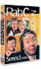 Rab C. Nesbitt Complete 5th Series Dvd Gregor Fisher Brand New & Factory Sealed