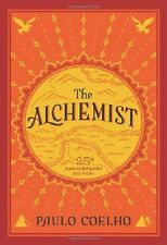 The Alchemist Deckle Edge 25th ed. edition by Paulo Coelho (Paperback) CXX