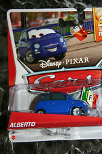 "DISNEY PIXAR CARS 2 ""ALBERTO"" NEW IN PACKAGE, SHIP WORLDWIDE"