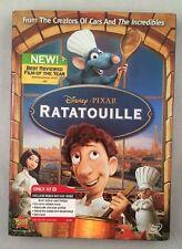 Ratatouille DVD, Widescreen TARGET EXCLUSIVE BONUS DISC PIXAR DISNEY