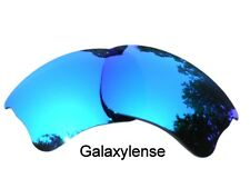 Galaxy Replacement Lenses For Oakley Flak Jacket XLJ Ice Blue color Polarized