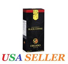 1 Box ORGANO GOLD GOURMET BLACK COFFEE WITH GANODERMA LUCIDUM FREE SHIPPING!