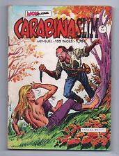 CARABINA SLIM n°75 - Mon Journal 1973. Bel état