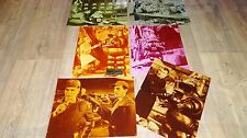 PLANETE INTERDITE forbidden planet ! rare jeu photos cinema luxe lobby cards