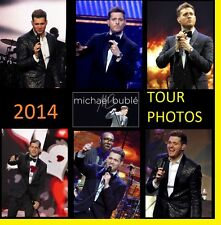 MICHAEL BUBLE TO BE LOVED 2014 CONCERT 1300+ PHOTOS CD LIVE TOUR SET 1 + 2