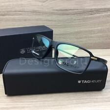 Tag Heuer TH 3952 TH3952 Reflex Eyeglasses Matte Black 011 Authentic 58mm