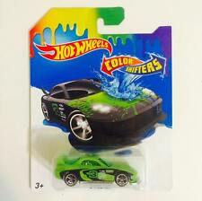 HOTWHEELS COLOR SHIFTERS MAZDA 24/SEVEN - HOT PICK